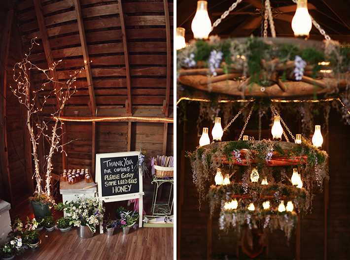 Wisconsin Wedding Barn