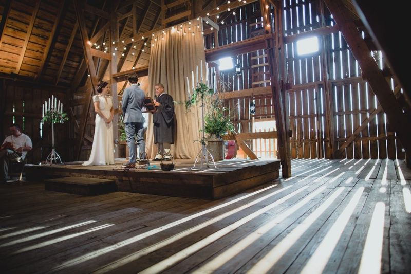OBrianBarn Wedding