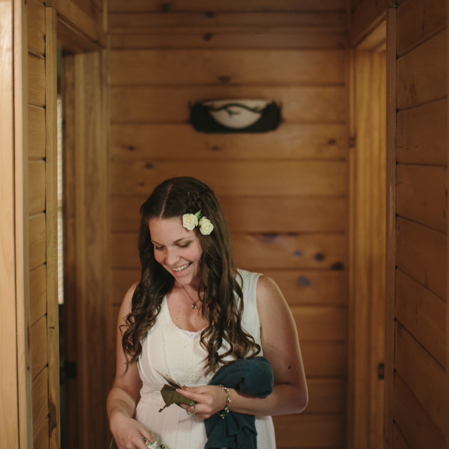 devils lake lodge bride